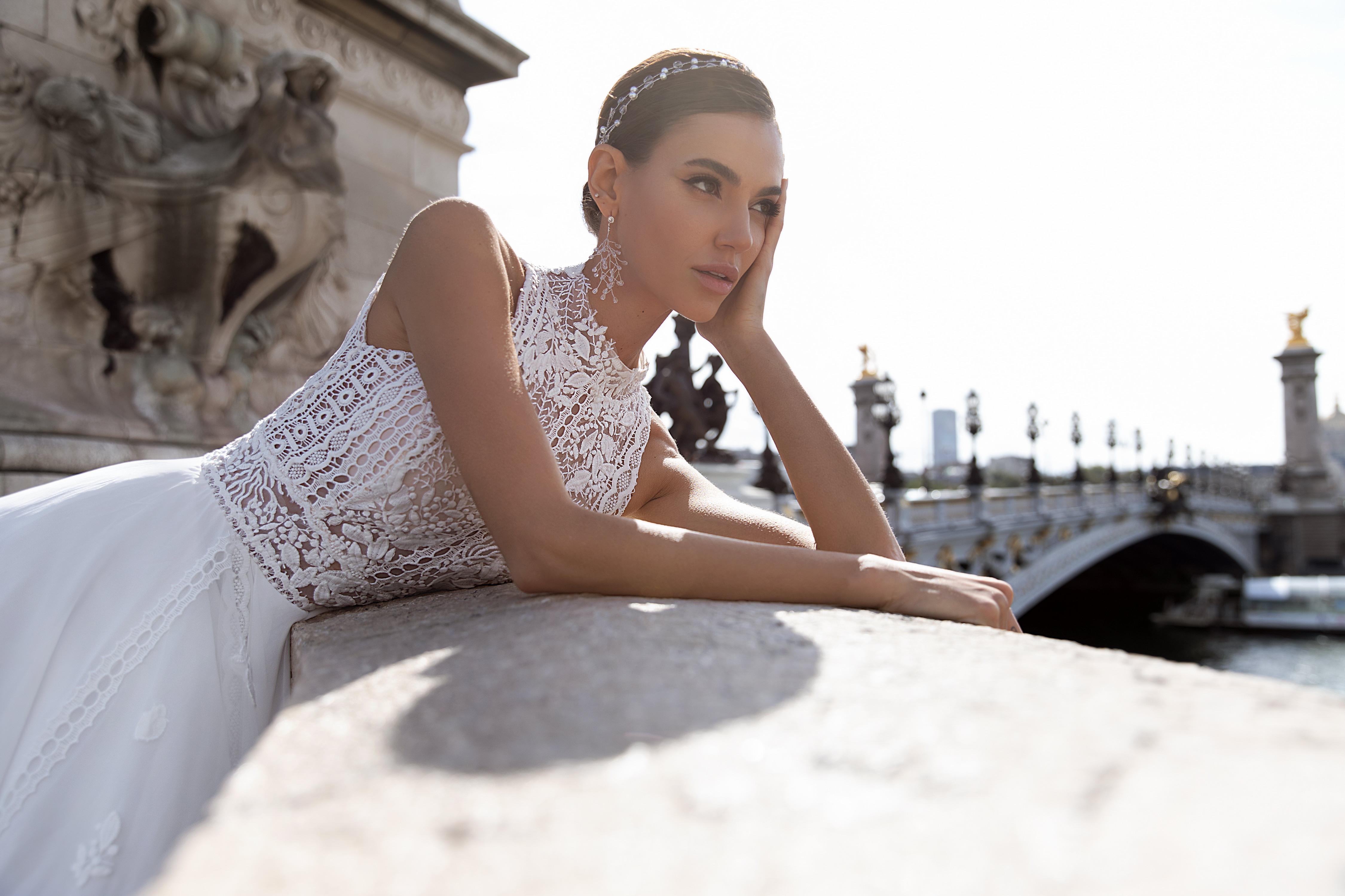 Magical Paris Campaign wedding dressеs collection