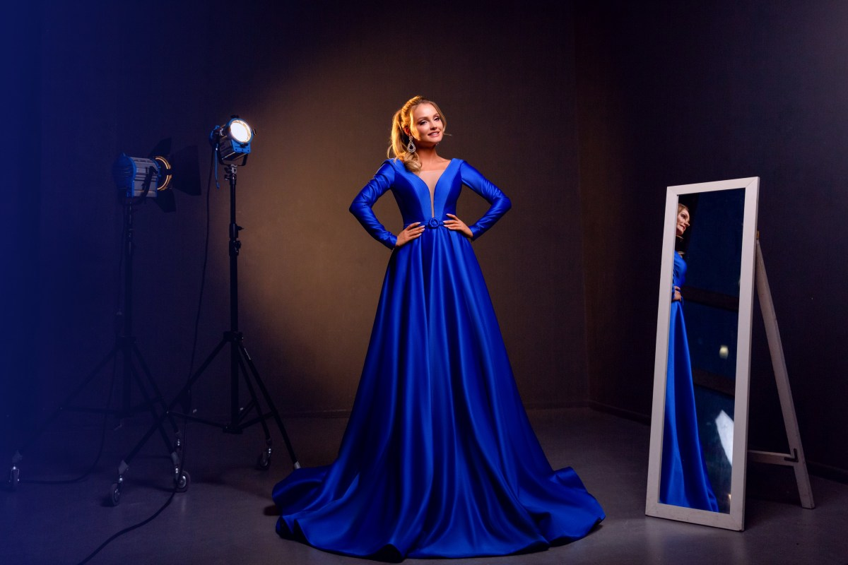 evening dresses from the manufacturer